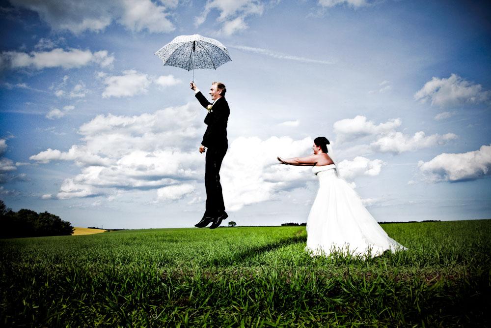 bryllupsbilleder ved bryllupsfotograf