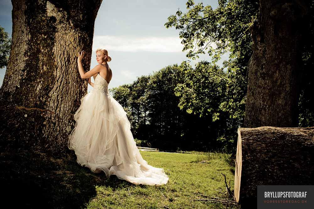 Anderledes brudekjoler