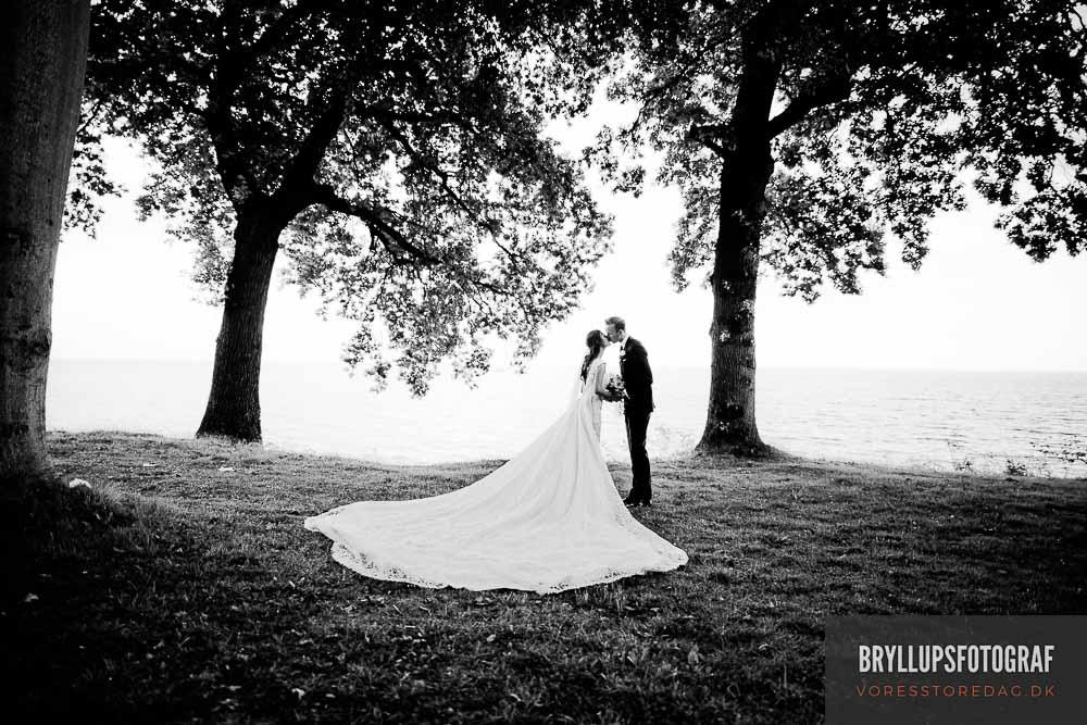 bryllupsfotograf i Århus 1
