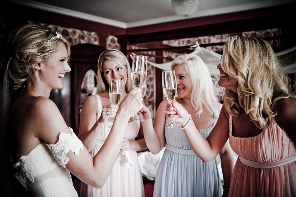 bryllupsfotograf tarm