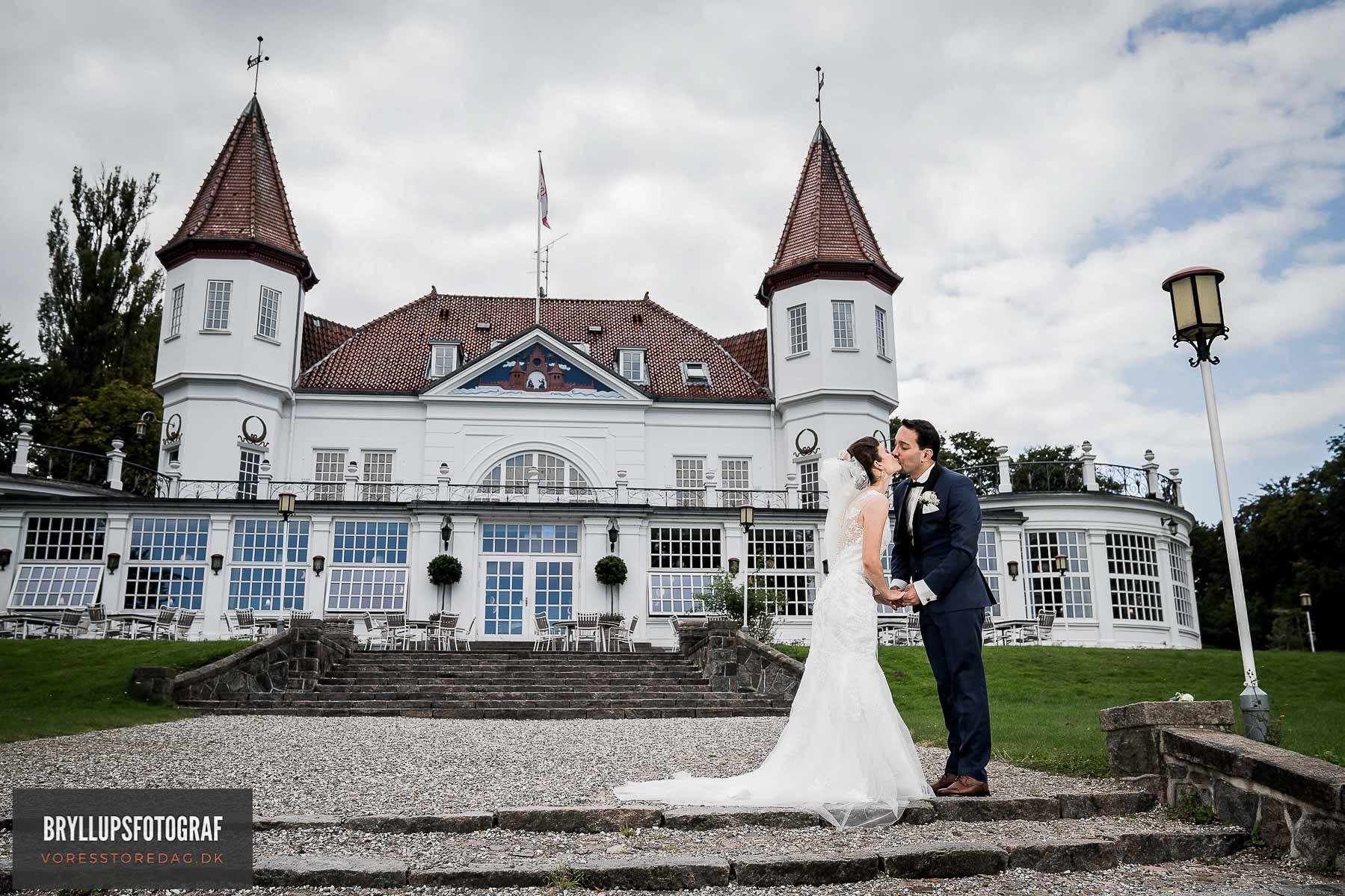 Bryllupsfotograf i Aarhus